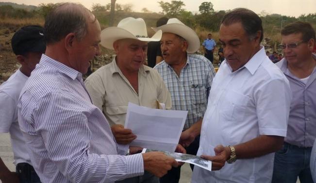 Foto alcaldía de Metapán, de referencia.