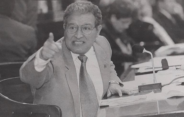 Sánchez Cerén viejita EDH