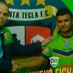 Imagen del Twitter de Santa Tecla F.C.