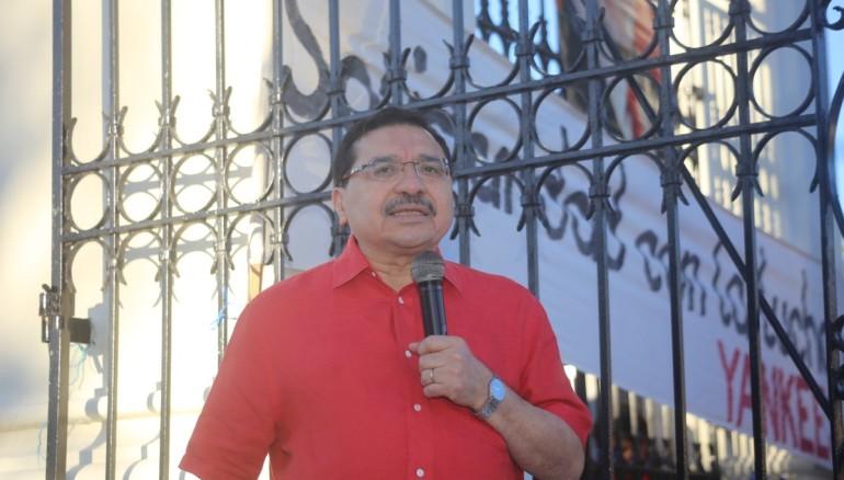 Imagen del FMLN.