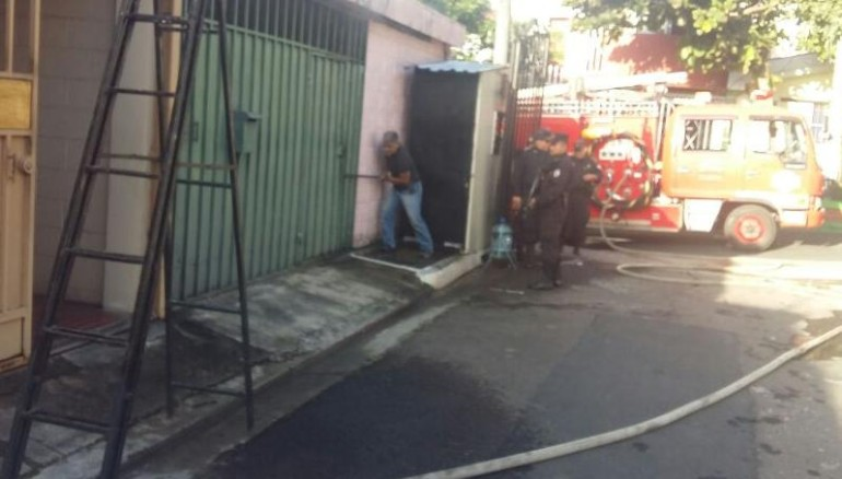 Imagen de Bomberos de El Salvador