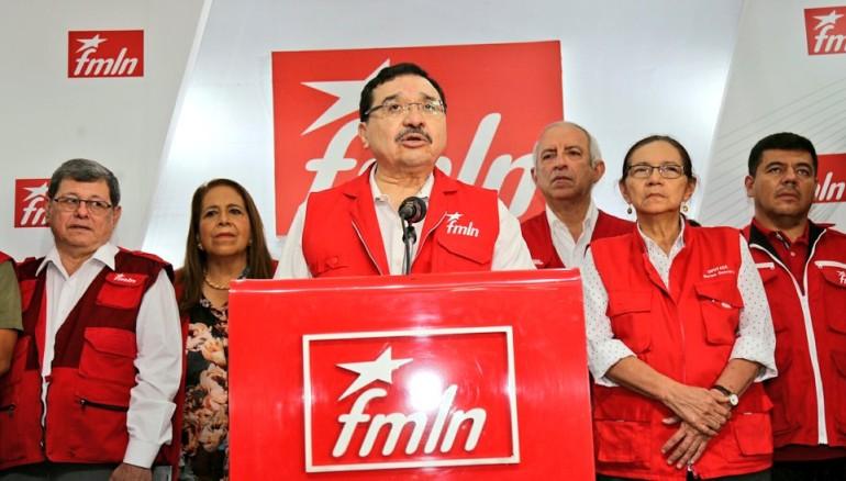Foto de @FMLNoficial