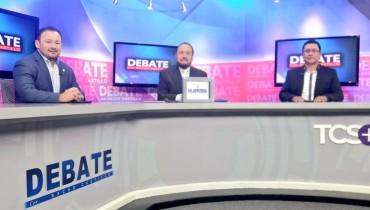 Foto Debate con Nacho