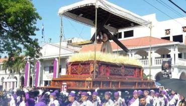 procesion  sonsonate