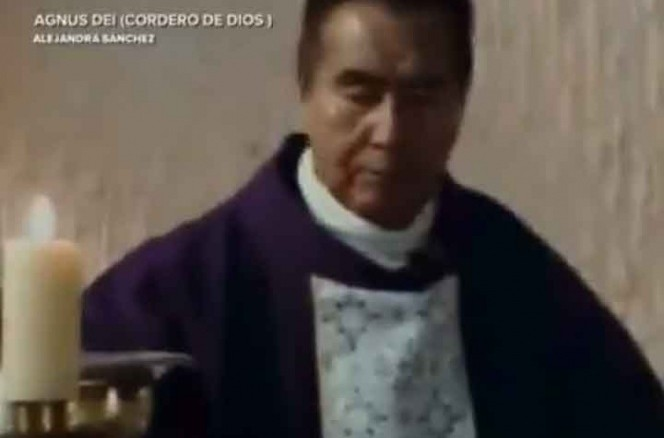 Carlos López  Valdez. Foto captura de pantalla.