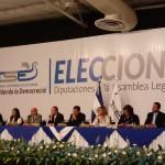 Foto TSE El Salvador