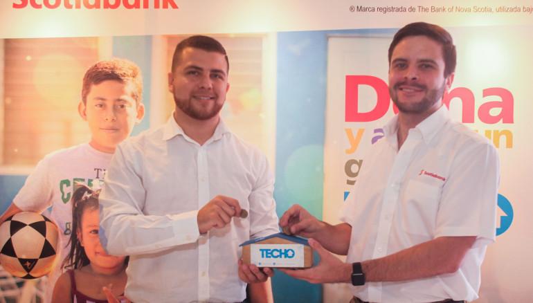 Alianza Scotiabank y Techo (3)