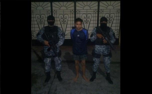 Detenido Chalatenango1