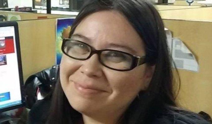 Karla Turcios periodista 72s42