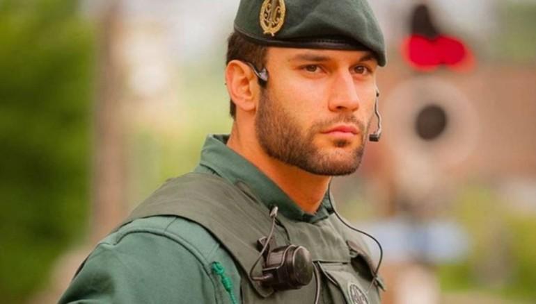 Foto tomada de Twitter de la Guardia Civil.
