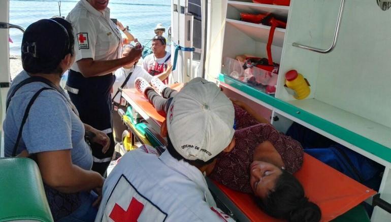 Foto de Cruz Roja Salvadoreña.
