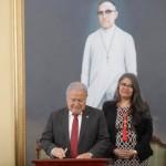 Imagen de Presidencia de El Salvador.