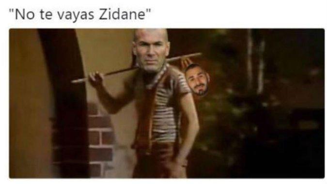 1 Zidane meme partida