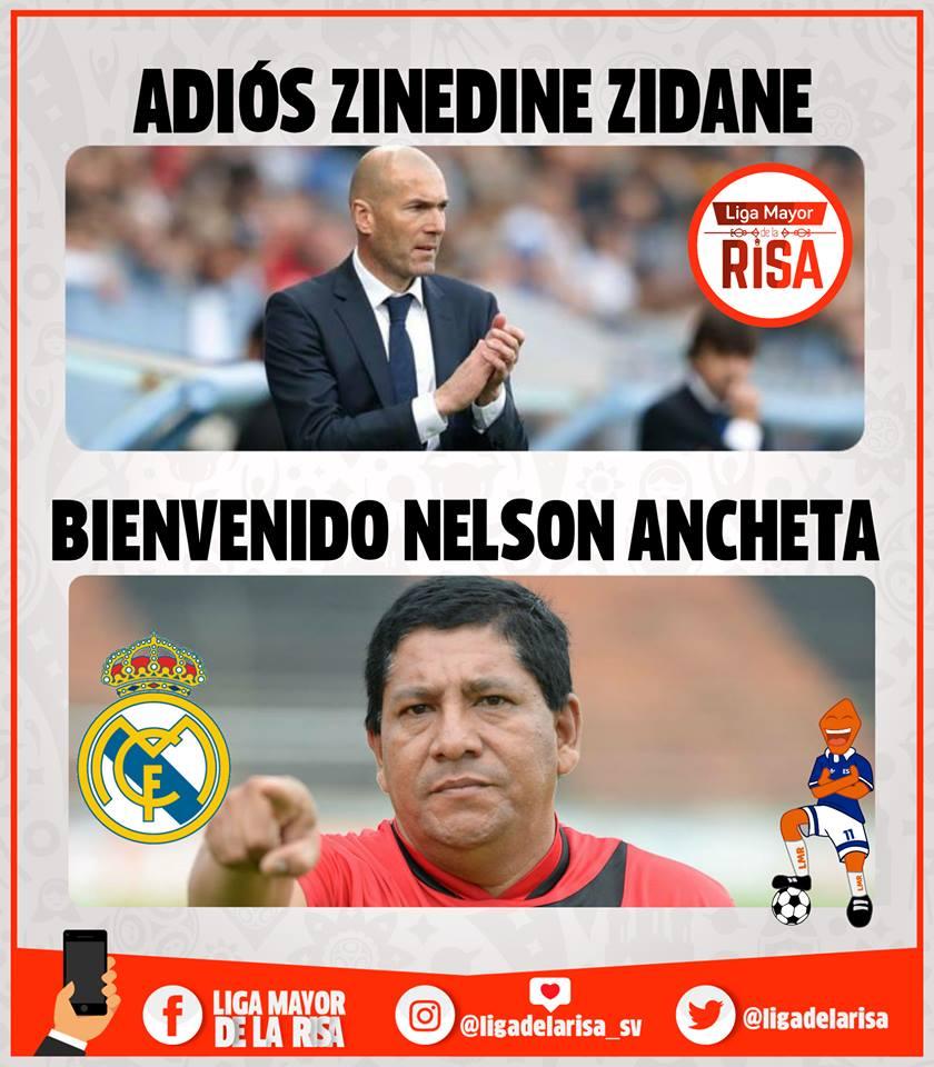 2 Zidane meme partida