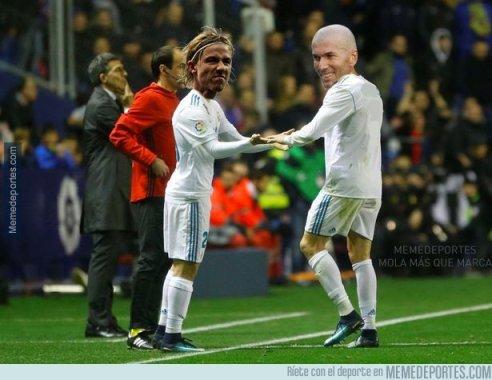 3 Zidane meme partida
