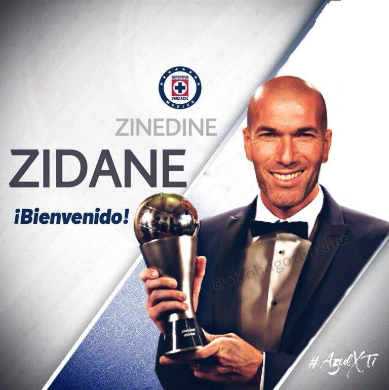 6 Zidane meme partida