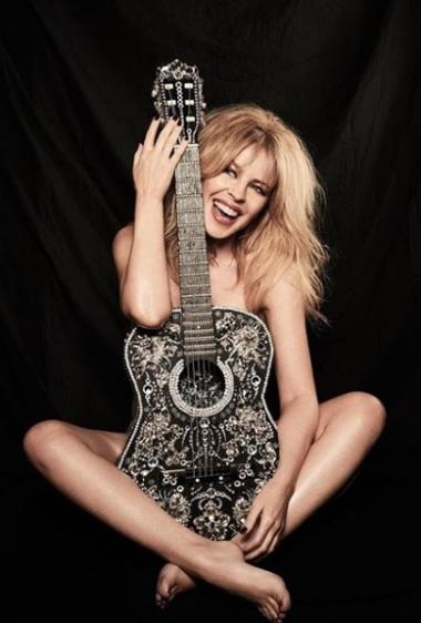 Kylie Minogue 50 años 1