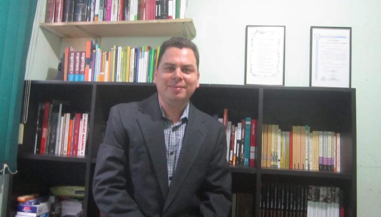 Otto Mejía Burgos.