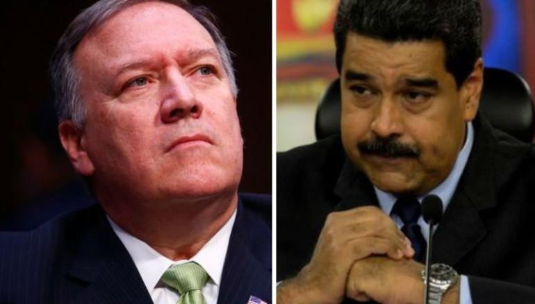 EE UU amenaza con represalia tras expulsión de diplomáticos de Venezuela