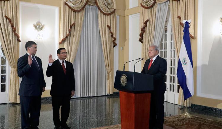 Foto cortesía de Casa Presidencial.