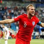 Harry Kane tras conseguir la victoria para Inglaterra. Foto D1, EFE.