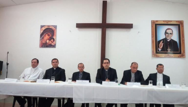 Imagen de Conferencia Episcopal de El Salvador