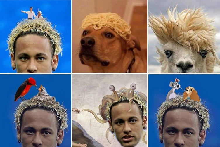 menes neymar