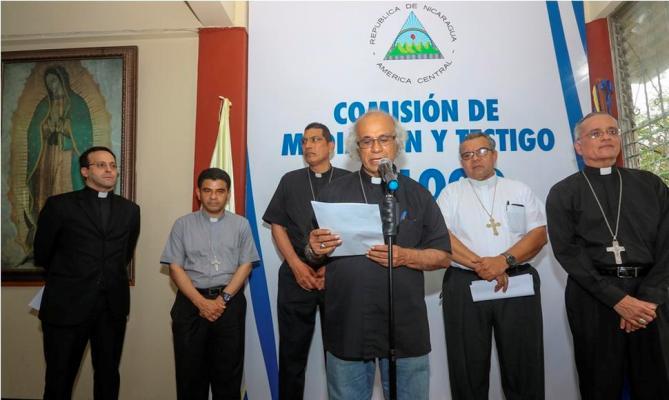 obispos Nicaragua