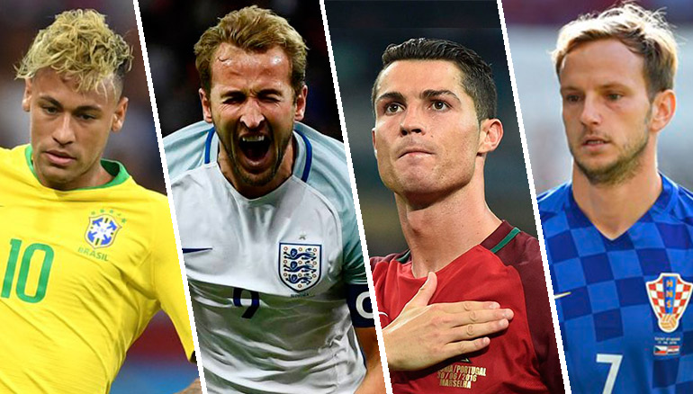Así quedan los cruces de cuartos del Mundial 2018 hoy