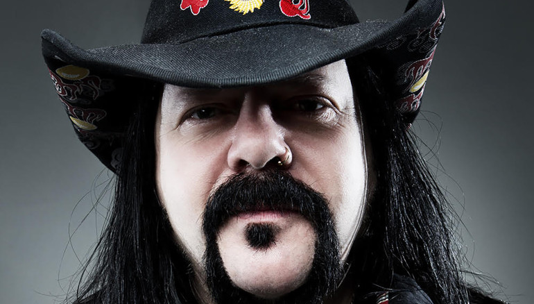 Vinnie Paul. Foto Billboard