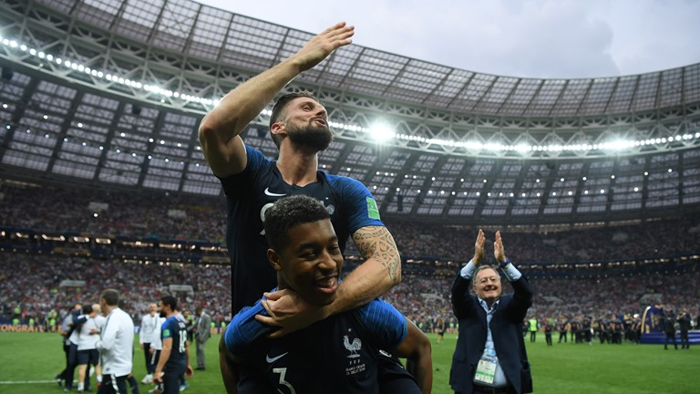 Francia, el campeón del mundo tras 20 años de sequía