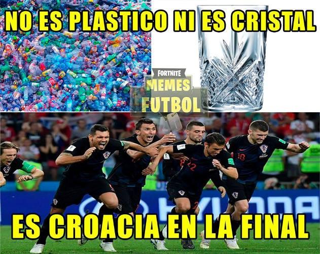 Estos Son Los Memes Que Dejo El Partido Croacia Contra Inglaterra