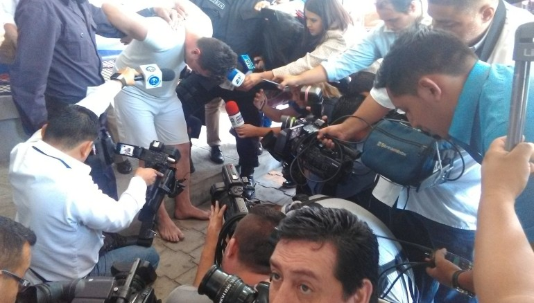 Foto cortesía de Policía Nacional Civil.