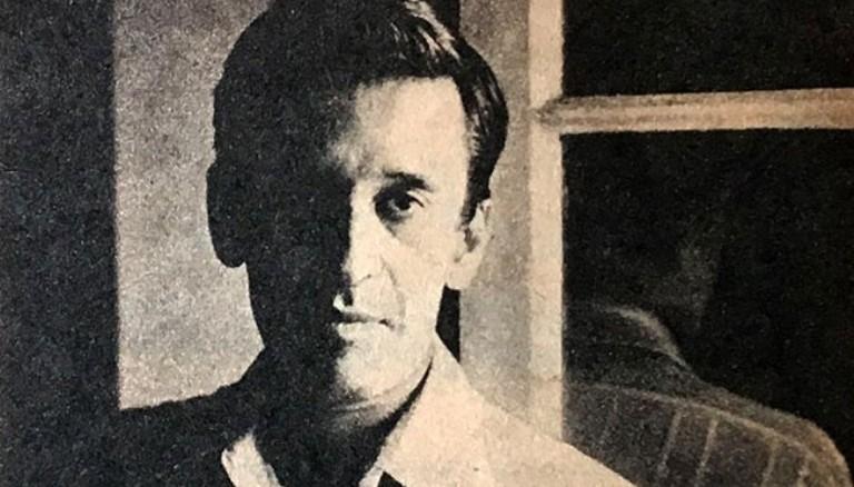 Poeta Roque Dalton.