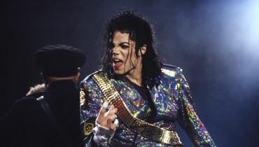 Michael Jackson durante una presentación en 1992. Foto de Future Image/WENN.com