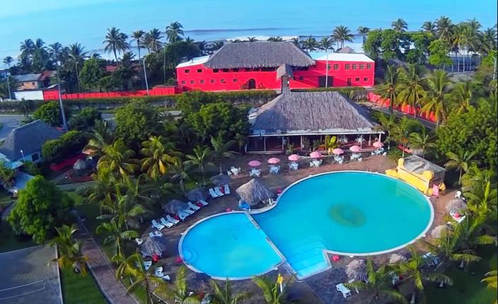 Foto Las Hojas Resort