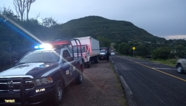 Rescatados en el sur de México 124 migrantes hacinados en camiones