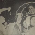 El general Maximiliano Hernández Martínez estuvo por última vez en 1955. Foto: archivo LPG.