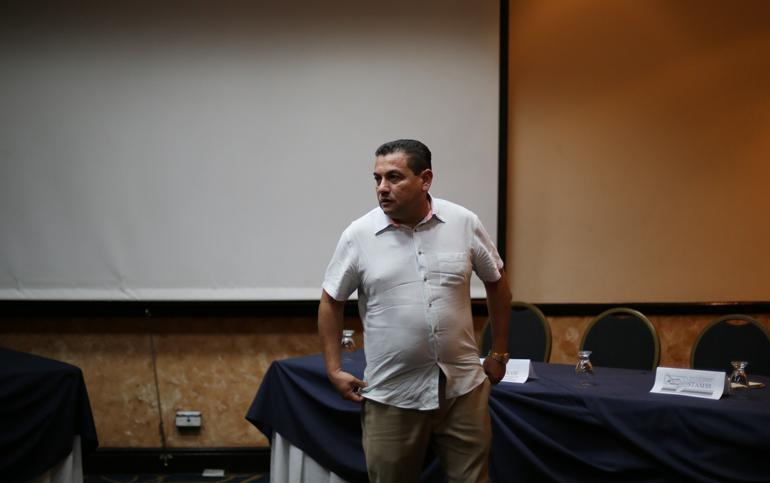 Rolando Castro.