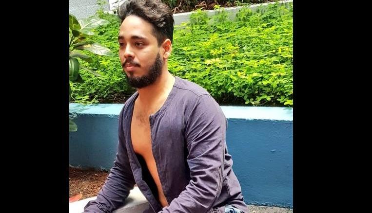José Edgardo Morales Minero, conductor de UBER acusado de violación. Foto tomada por periodista Juan Carlos Vásquez.
