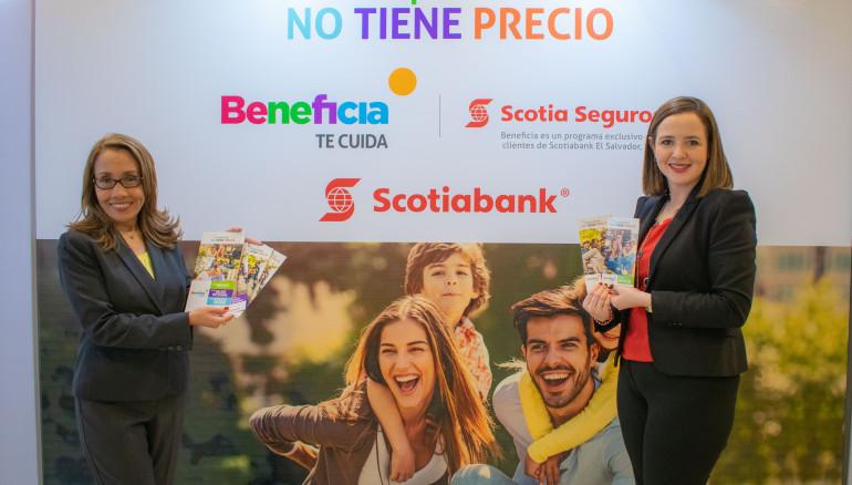 Scotiabank lanza BENEFICIA