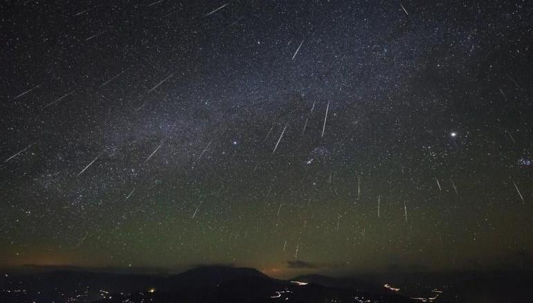 ¿Cómo ver la lluvia de estrellas?