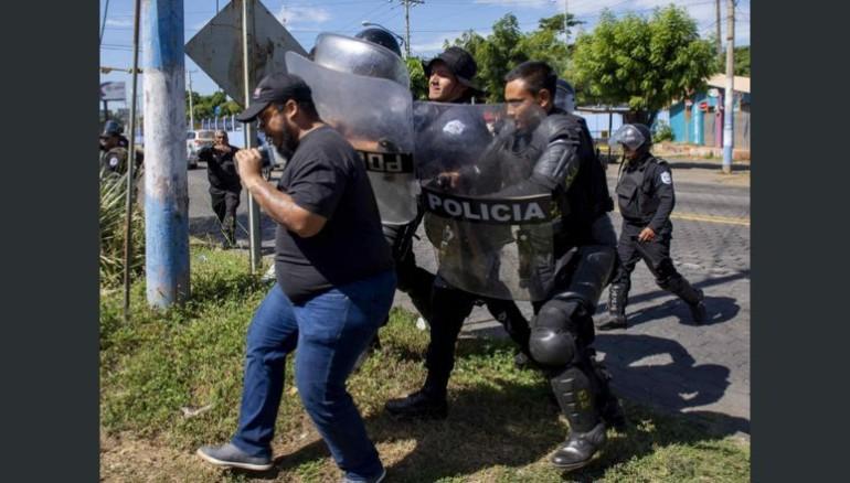 Periódico La Prensa de Nicaragua.