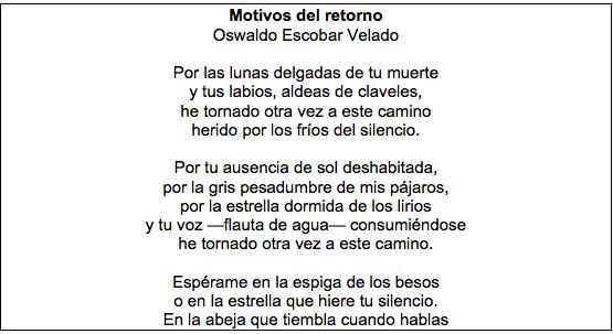 Poema I. LM