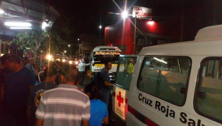Foto Cruz Roja Salvadoreña