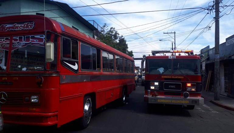 Bomberos de Guatemala
