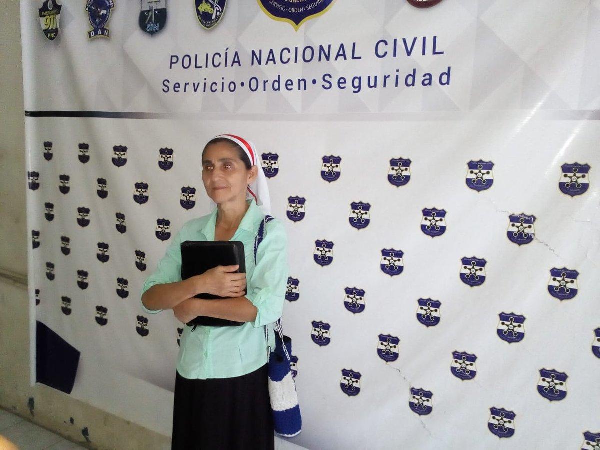Narsisa Escobar, de 53 años. Foto de la PNC.