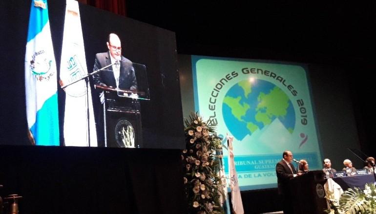 Imagen de TSE Guatemala