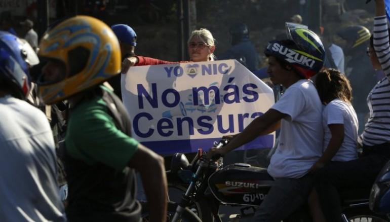 Imagen cortesía de la Sociedad Interamericana de Prensa