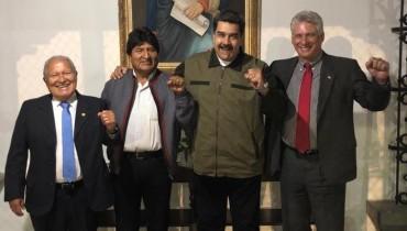 Imagen del Twitter de Nicolás  Maduro